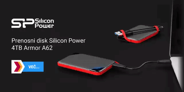Prenosni disk Silicon Power 4 TB
